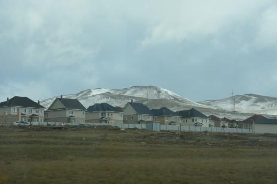 Mongolian McMansions